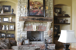 Show Me Your Space: Rustic Custom Home