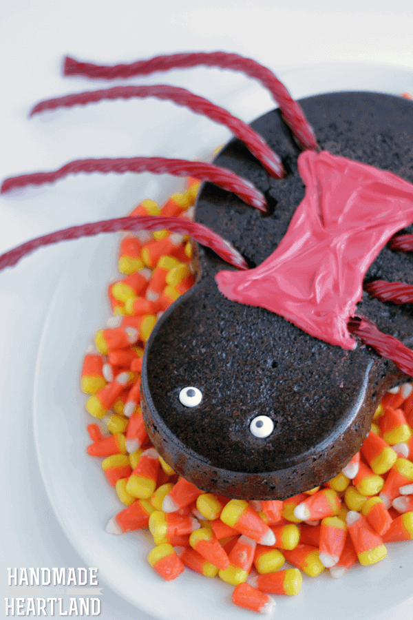 Spider Brownies