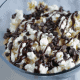 Popcorn Bar & Spiced Mexican Chocolate Sauce