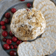 Cranberry, Walnut & Gorgonzola Cheeseball
