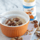 Candied Pecan Granola with Pumpkin Pie Yogurt