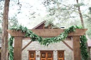 DIY Rustic Wedding Ceremony Details with Cricut