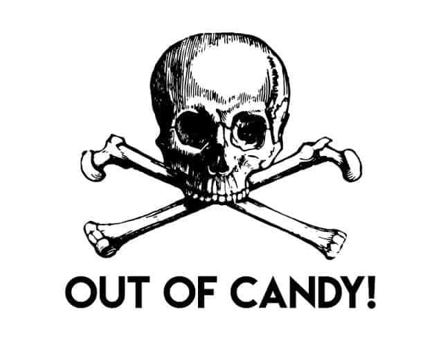 Out of Candy Skull