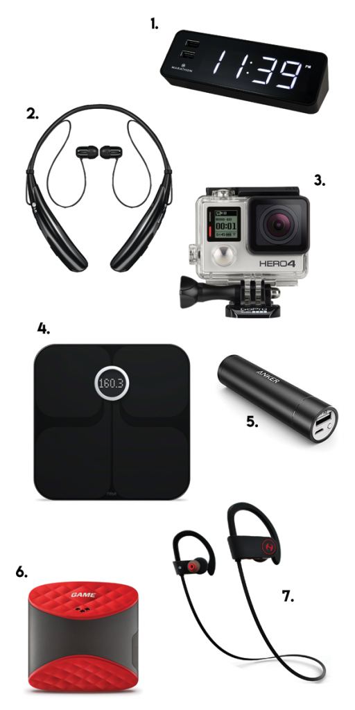 Men's tech gifts