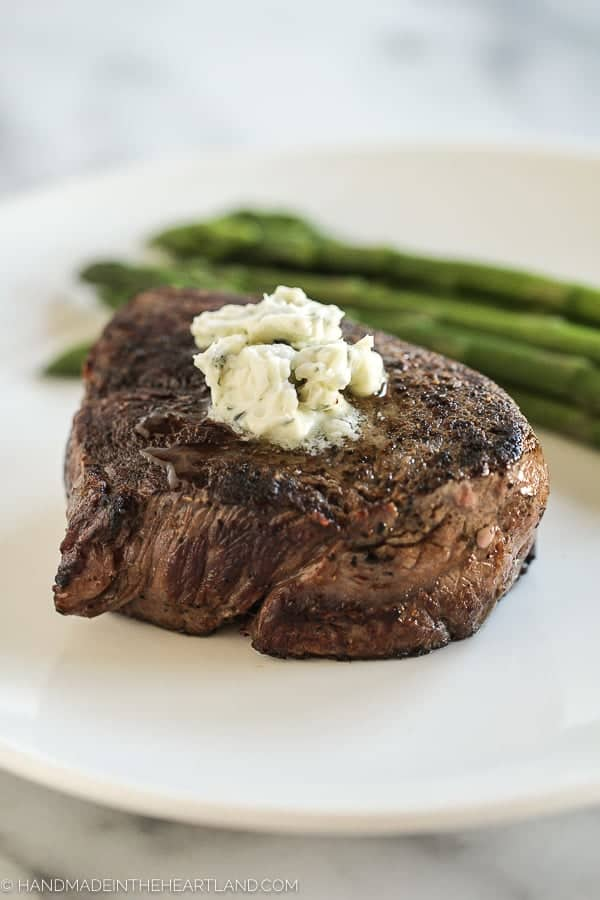 How to cook the best pan seared filet mignon