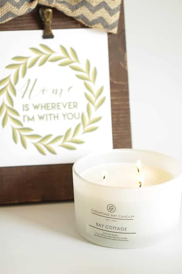 Home Decor Print & Beautiful Candles | Handmade In The Heartland