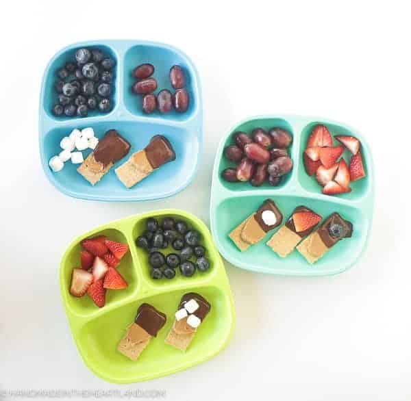 easy after school snacks for kids