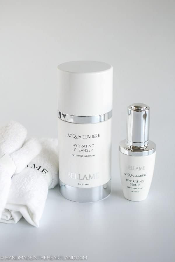 Perfect Mother's Day skincare set by BELLAME