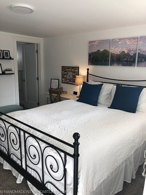 Airbnb guest room rental in Ballard Seattle
