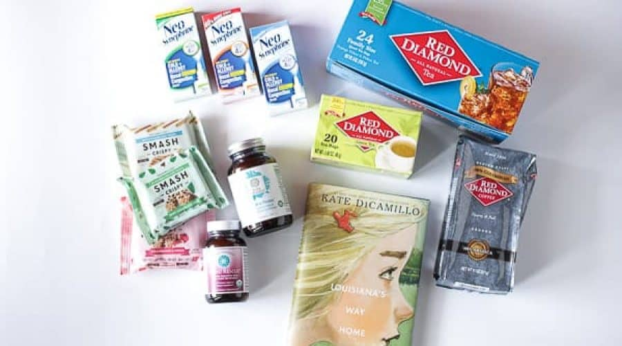 Items to help you get through the winter