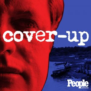 Cover-up true crime podcast