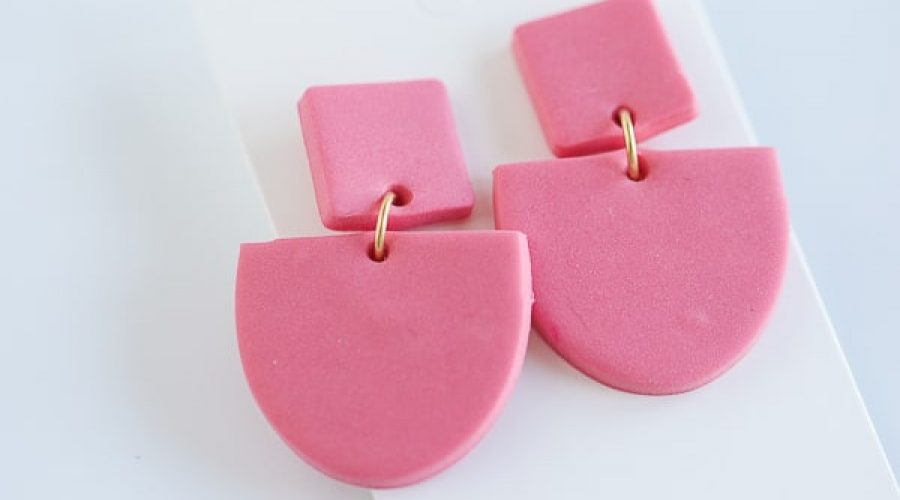 How to Make Polymer Clay Earrings