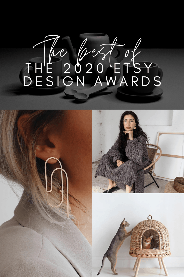 The best Etsy shops featured as finalists in the 2020 Etsy Design Awards