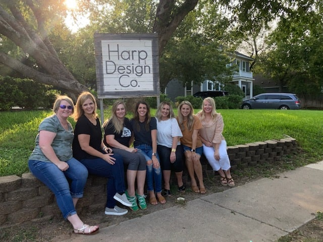 Girls trip in Waco Texas for home decor shopping
