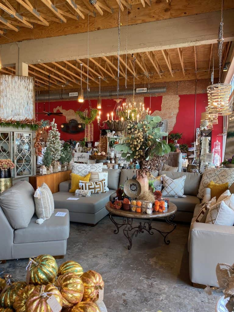 home decor shopping in waco texas