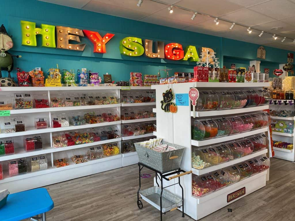 hey sugar candy store in waco texas
